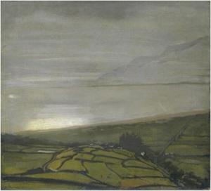 Hill above Harlech